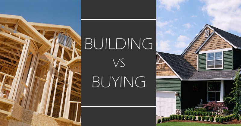 The pros and cons of building vs buying a home berkshire hathaway homeservices wilmington - Should i buy or build a new home pros and cons for either choice ...